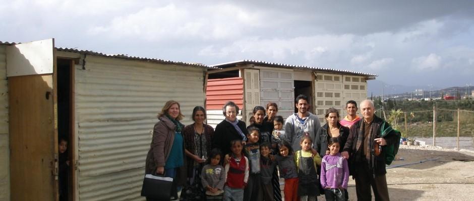 Εμβολιασμοί Ρομά