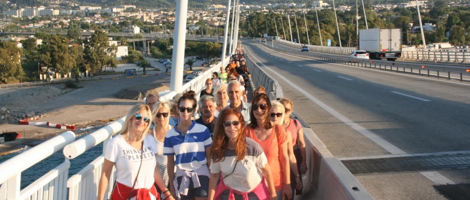 """Περίπατος Υγείας Γέφυρα ¨Χαρίλαος Τρικούπης"""" 2019"""
